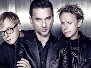 depeche mode shot for press release
