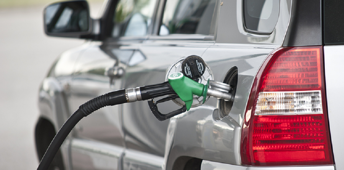 La gasolina para el Ford mondeo