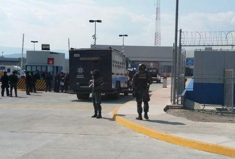 Roberto Borge Ingresa A Cefereso De Morelos Indice Político