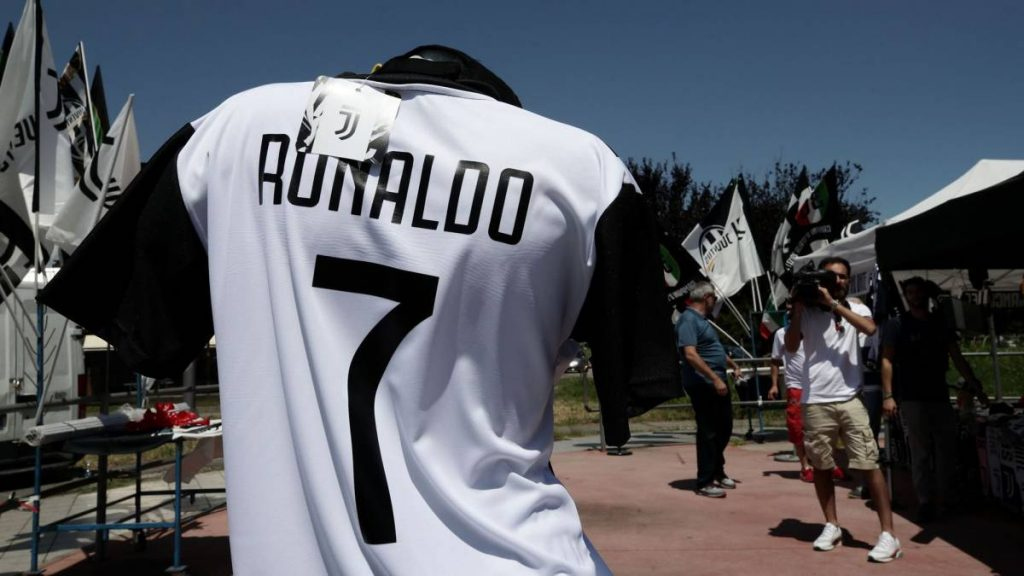 Colapsa tienda online de la Juventus tras fichaje de Cristiano Ronaldo 013811e6f22bb