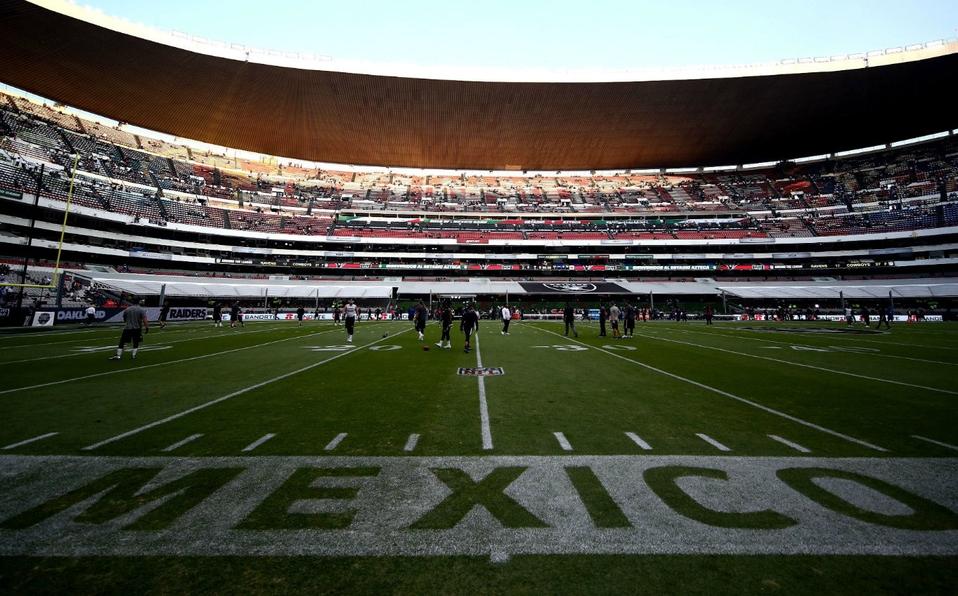NFL cancelan partido en México por el mal estado del Estadio Azteca ... c2398ee0c81
