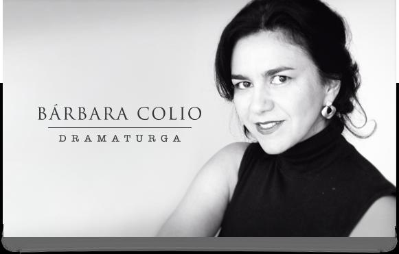 Resultado de imagen para Bárbara Colio, dramaturga