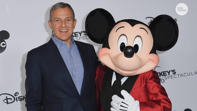 Ante crisis por coronavirus, Bob Iger regresa como CEO de Disney