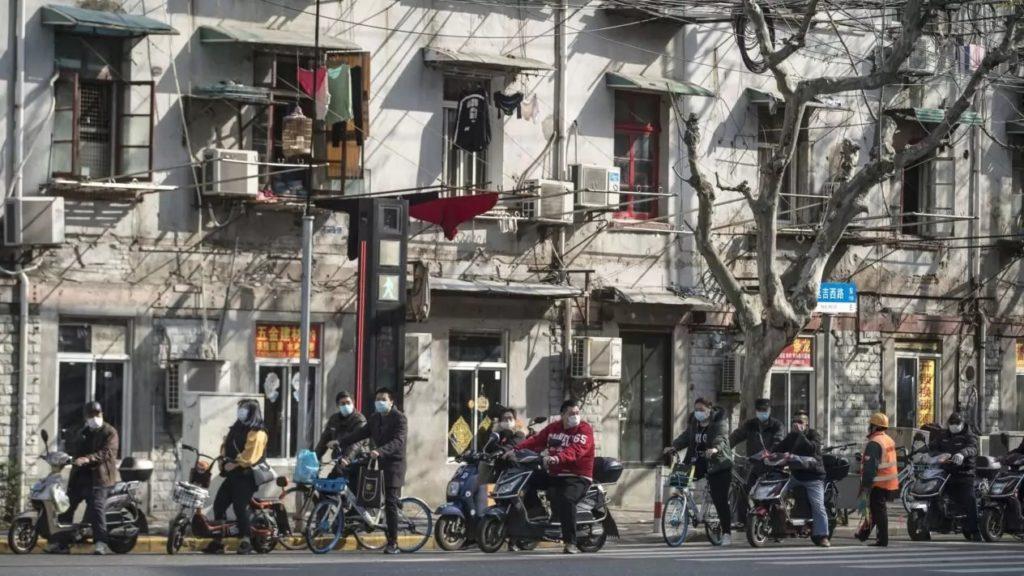 Ciudades chinas se preparan para volver a la normalidad