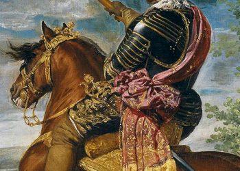 El Conde-Duque de Olivares por Diego Velázquez( 1634).