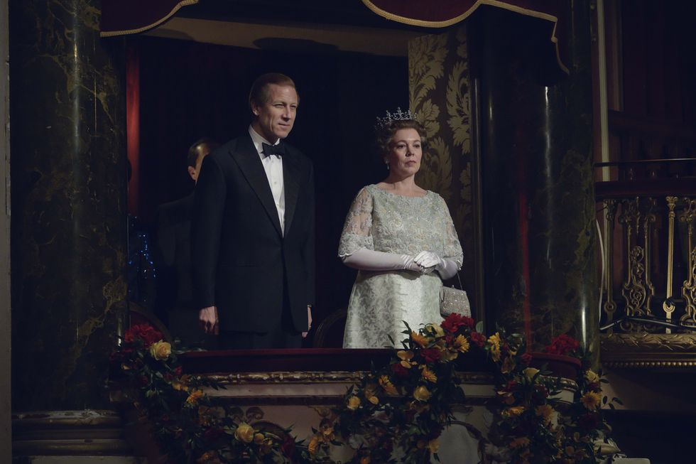 The Crown cuarta temporada 6