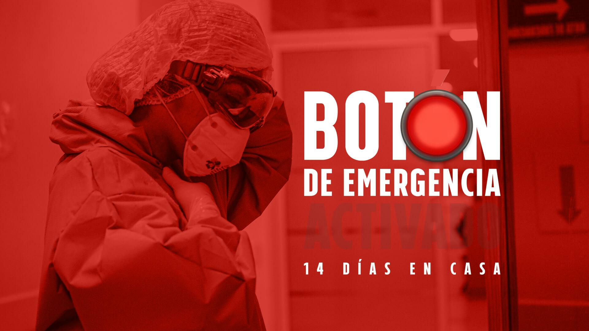 """Jalisco recurrirá al """"Botón de Emergencia"""" para frenar los contagios de Covid-19"""