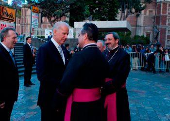 Joe Biden de visita en México